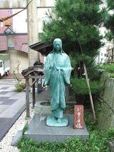450pxoichinokata_statue_at_shibata_