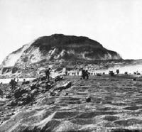 _beach_of_iwo_jima